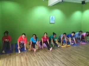 yoga classes for adult